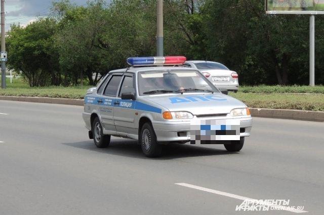 В Кувандыке угонщик разбил BMW X5 жителя Оренбурга.