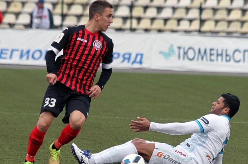 Серб Бранко Йовичич вернулся на Родину и теперь выступает за «Црвену Звезду».
