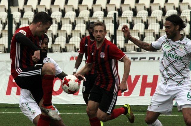 «Амкар» первый матч чемпионата России проведёт в Грозном.