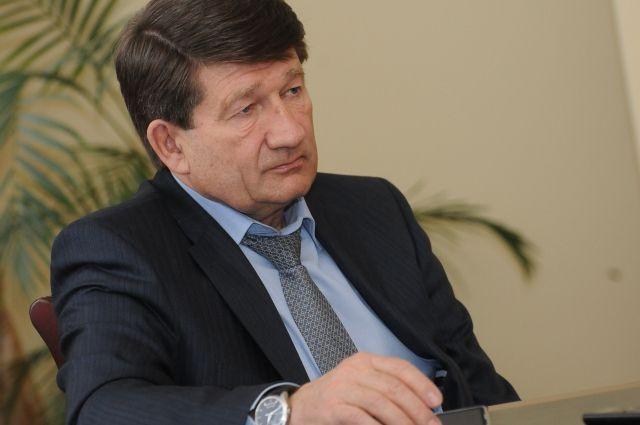 Вячеслав Двораковский ждёт выборов своего приемника.