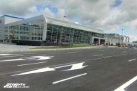 Названа новая дата открытия нового терминала аэропорта Храброво.