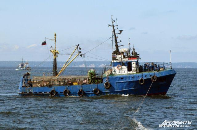 Четверо российских рыбаков погибли на промысле в Норвежском море