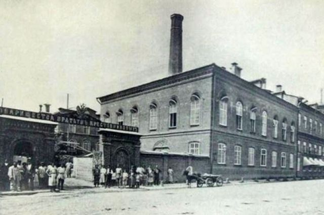 Казанский завод Крестовниковых до революции снабжал мылом половину страны.