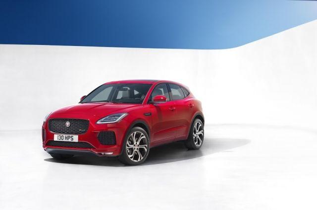 Спортивный кроссовер Jaguar E-PACE поступит на российский рынок в 2018 году