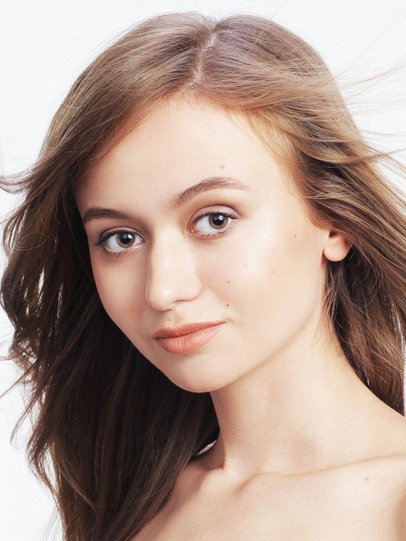 Анастасия Леонтьева, 22 года, 172 см.