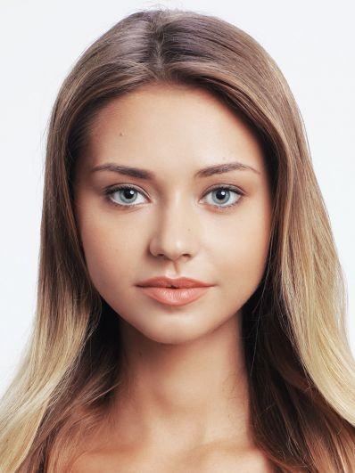 Полина Костюк, 19 лет, 172 см.