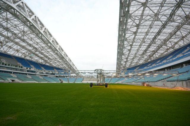 Руководитель  Кубани подписал распоряжение осоздании госкомпании для содержания стадиона «Фишт»