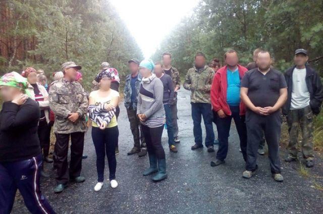 Жители Ровенской области
