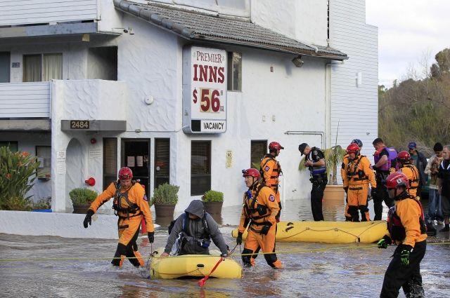 Из-за наводнения вИллинойсе пострадали 6,8 тысячи домов