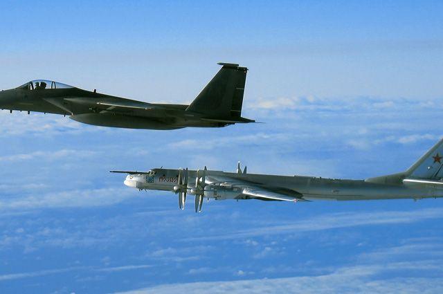 Япония сообщила, сколько раз перехватывала самолеты РФ и КНР