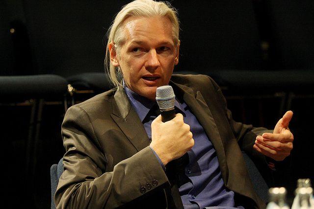 Ассанж прокомментировал ситуацию с арестом дипсобственности России в США
