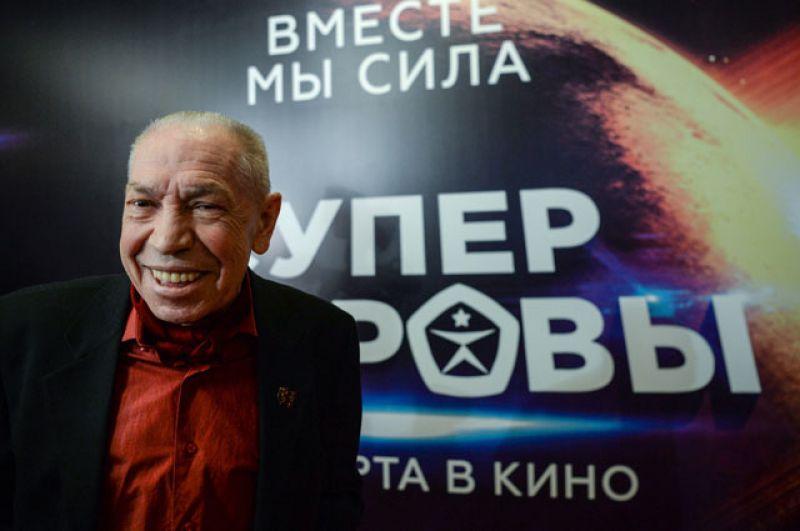 Владимир Толоконников напремьере фильма «Супер Бобровы».