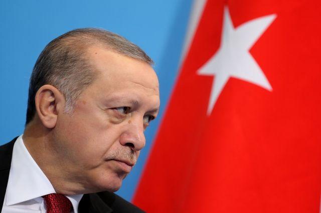 Эрдоган: у Турции есть много врагов, которые ждут ее гибели