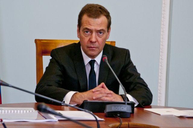Д. Медведев  выразил сожаления  близким Владимира Толоконникова