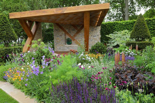 И снова Челси! Как прошло соревнование декоративных садов в Англии