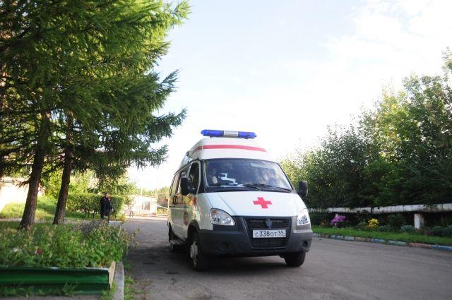 Автомобиль с пьяным водителем перевернулся в Ростове-на-Дону