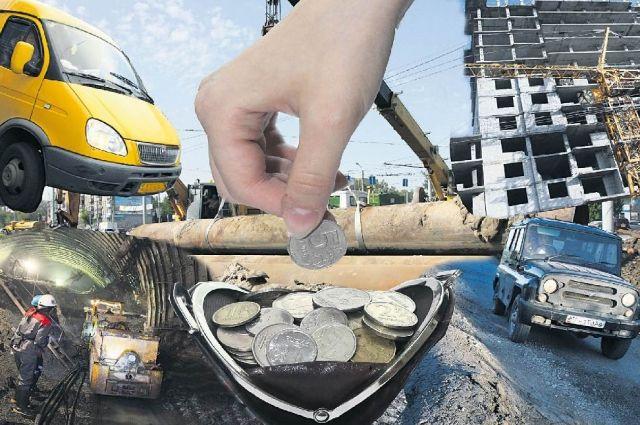 За не уплаченные вовремя налоги ямальцам начислят пени и штрафы