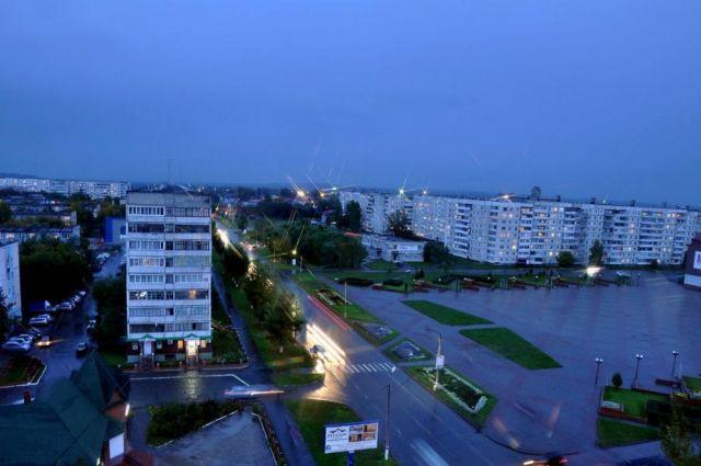 Заринск в Алтайском крае