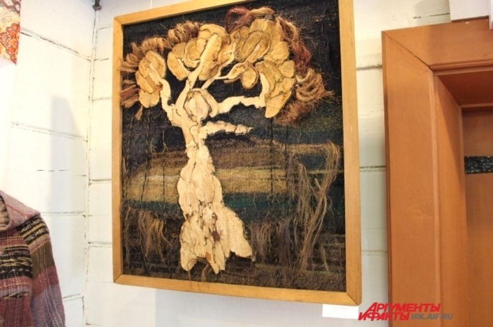Работы каждого мастера выставки уникальны.