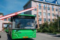 22 новых автобуса выехали на улицы Тюмени