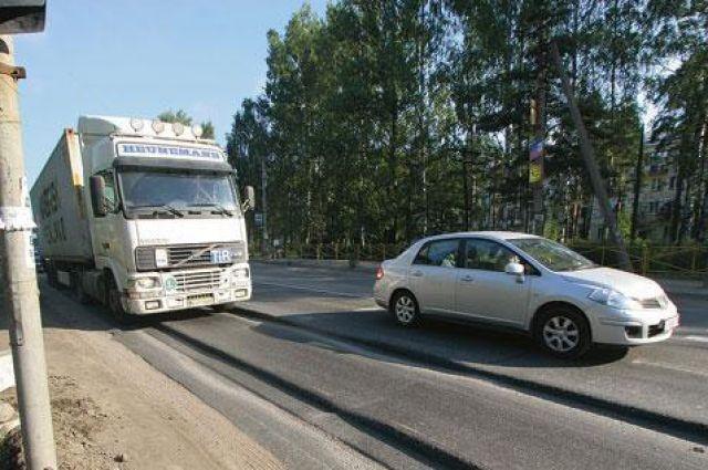 «Организации, ремонтирующие дороги, самиже их ипортят»— Свердловская ГИБДД