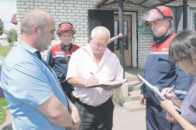 Энергетики и представители администрации Корочанского района выявляют факты хищения электроэнергии.