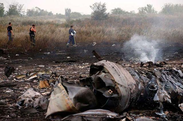 Украина готова сделать все возможное для наказания виновных вкатастрофе МН17— Климкин