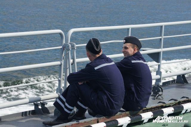 На Балтийский флот прибыло более 3 тысяч призывников из 20 регионов РФ.