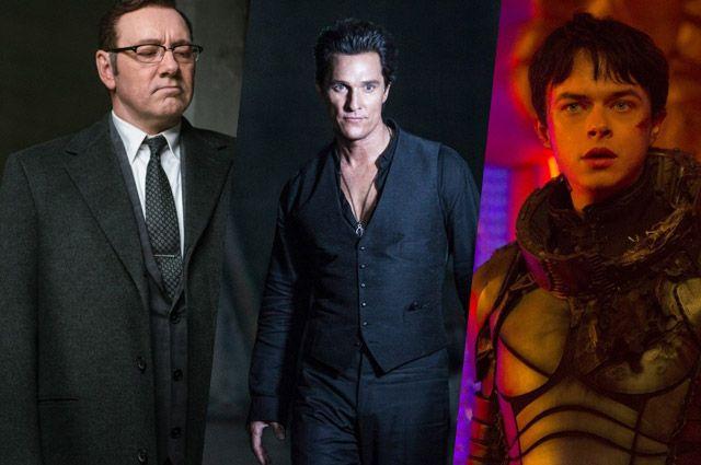 «Тёмная башня» по Стивену Кингу и «Валериан» Люка Бессона. Премьеры августа