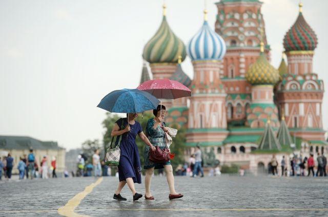 Синоптики сообщили, какая погода ожидается в Москве в ближайшие дни