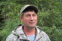 Госинспектор биосферного Катунского заповедника Пётр Субботин