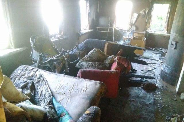 В Бузулукском районе возбуждено уголовное дело по факту гибели 5 человек.