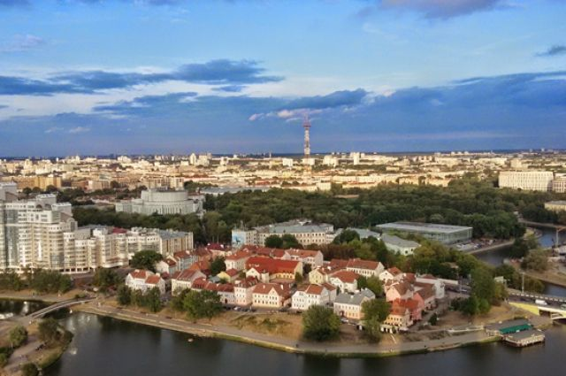 Киев навестил в МИД Белоруссии ноту из-за трейлера кинофильма «Крым»