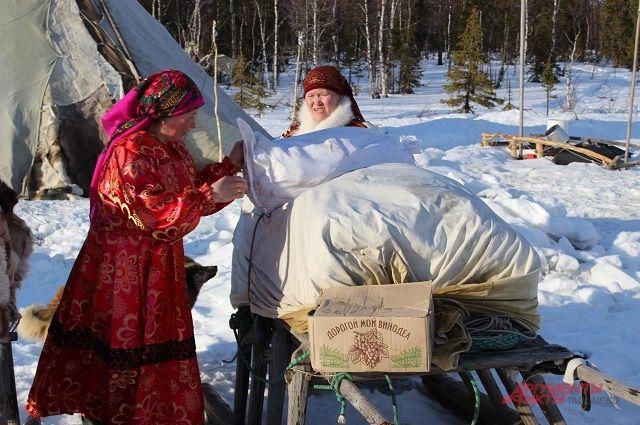 На Ямале ведут предшкольную подготовку кочевников