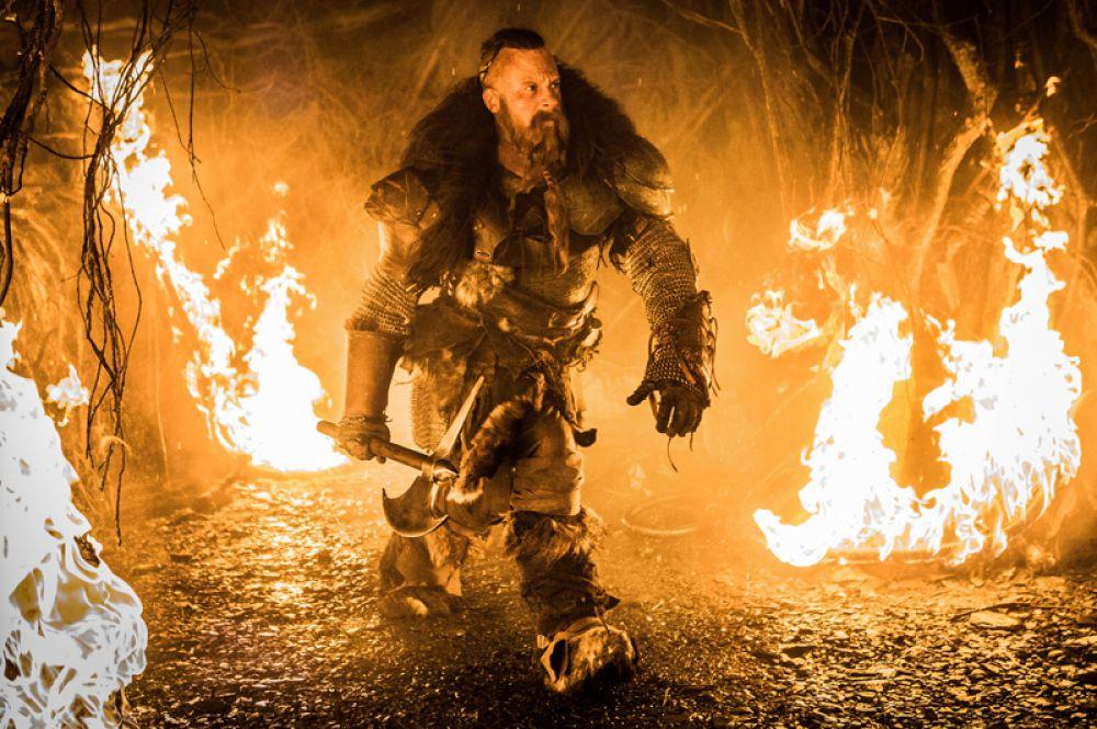 В 2015 году Вин Дизель снялся в фильме «Последний охотник на ведьм», сыграв роль монаха-инквизитора Колдера.