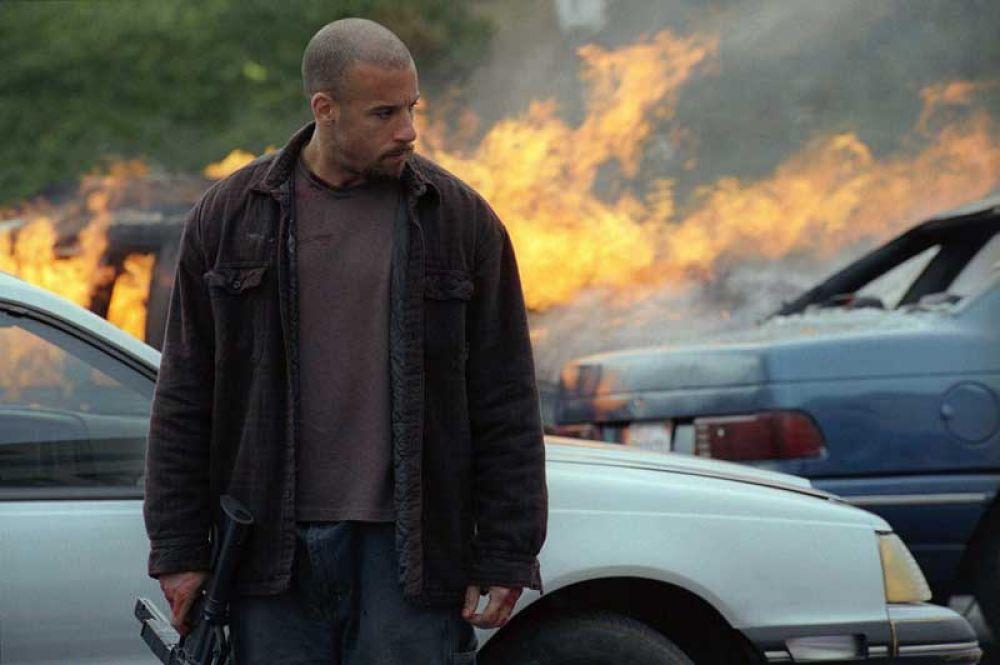 Следующей работой Вина Дизеля стал фильм «Одиночка» (2003), где актёр сыграл Шона Веттера, одного из агентов отдела по борьбе с наркотиками. Вин также выступил как исполнительный продюсер картины.