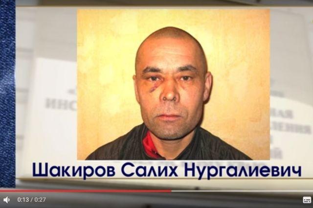Сбежавшего заключённого разыскивают в Соликамске.