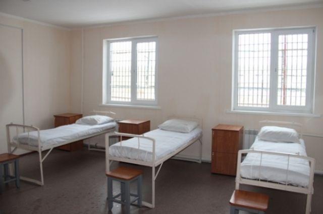 В больницах края будут проходить лечение заключенные