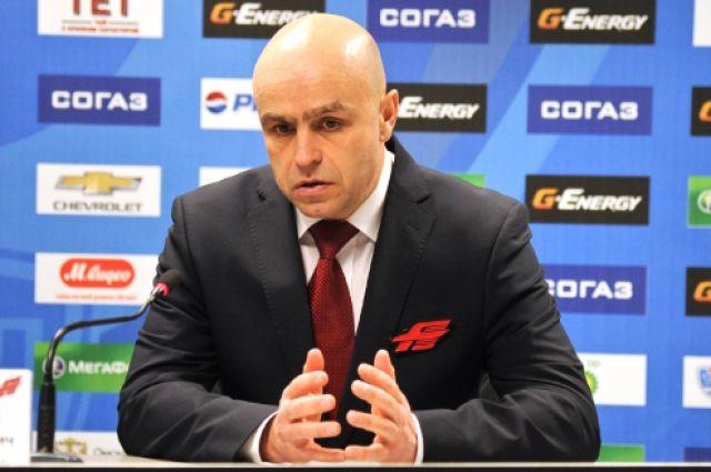 Евгений Корноухов возглавил хоккейную школу «Авангарда» вОмске
