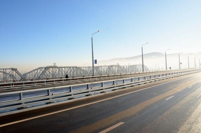 Строительство развязки нужно для подъезда к одному из главных объектов Универсиады – ледовой арене «Платинум Арена Красноярск».