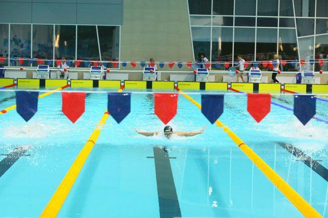 Двухлетний простой не сказался на состоянии бассейна.