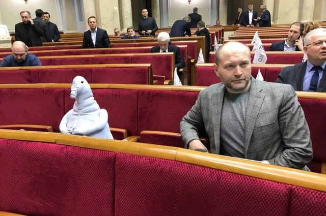 Борислав Береза и Ждун
