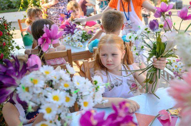 Фестиваль «Цветочный джем» станет главным городским праздником лета