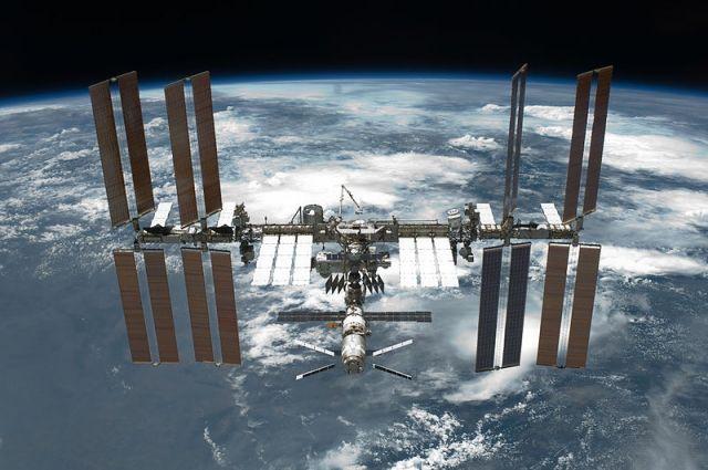 Тюменцы смогут увидеть в телескоп МКС и ее солнечные батареи