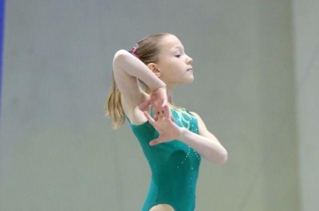 Донская гимнастка завоевала пять золотых медалей на международном турнире