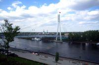 Стало известно, когда откроют обновленный мост Влюбленных