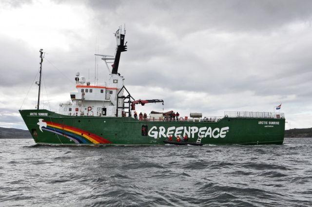 Суд обязал РФ выплатить Нидерландам 5,4 млн евро по делу Arctic Sunrise