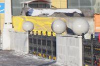 Новый мост через Барнаулку на проспекте Леннина