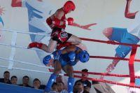 Сборная Кузбасса заняла первое место на чемпионате России по тайскому боксу.