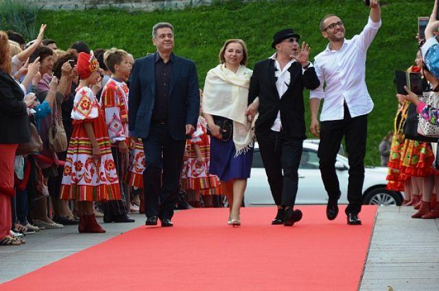 Гости Шукшинского фестиваля